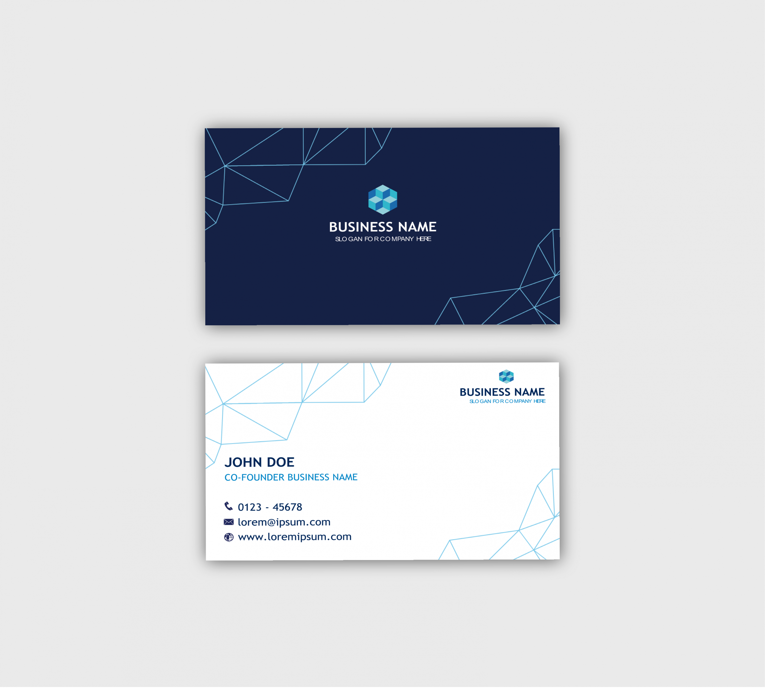 Best value business cards cleverprint click to enlarge homechoose your designbusiness cardsbest value colourmoves
