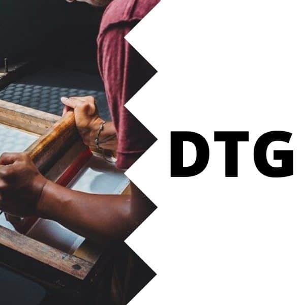 Screen Printing Compared to DTG